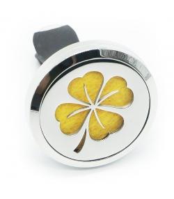 Diffuseur pour voiture d'huile essentielle Cliparôme trèfle - Zen Arôme