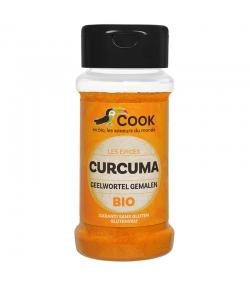 Curcuma en poudre BIO - 35g - Cook