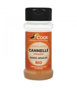 Cannelle en poudre BIO - 35g - Cook