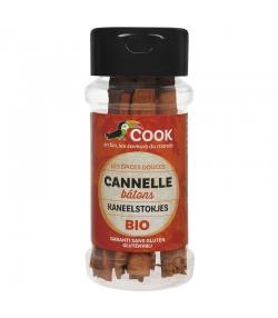 Cannelle en bâtons BIO - 12g - Cook