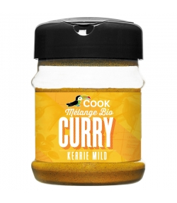 Curry doux BIO - 80g - Cook
