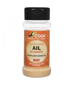 BIO-Knoblauch-Pulver - 45g - Cook
