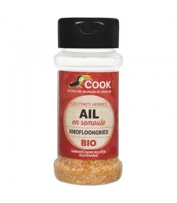 BIO-Knoblauch grob gemahlen - 50g - Cook
