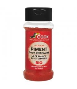 BIO-Chilipfeffer gemahlen mild aus Spanien - 40g - Cook