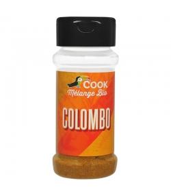 Mélange colombo BIO - 35g - Cook