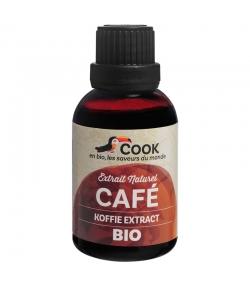 Extrait de café BIO - 50ml - Cook
