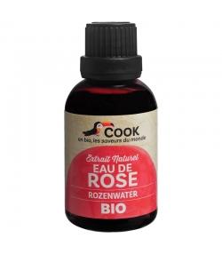 Extrait d'eau de rose BIO - 50ml - Cook
