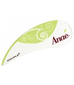 Lime à ongles en verre goutte d'eau ergonomique - 1 pièce - Anaé