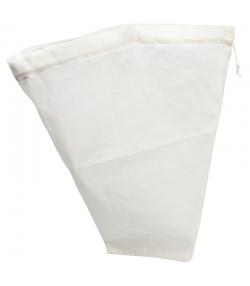 Wiederverwendbarer Beutel aus BIO-Baumwolle für pflanzliche Milch - 1 Stück - ah table !