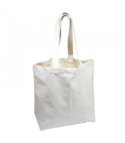 Kleine Tasche mit langen Henkeln aus BIO-Baumwolle - 1 Stück - ah table !