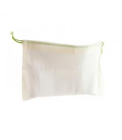 Wiederverwendbare Beutel aus Bio-Baumwolle - Grösse XS rechteckig - 1 Stück - ah table !
