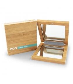 Miroir de poche en bambou - 1 pièce - Zao Make-up
