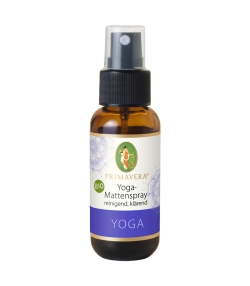 Spray pour tapis de yoga BIO - 30ml - Primavera