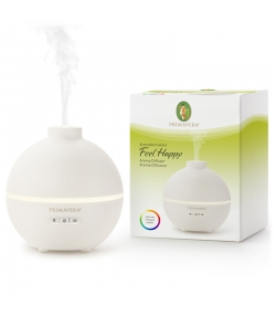 Diffuseur électrique d'huile essentielle par ultrason - Feel Happy - Primavera