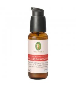 BIO-Aromapflege Muskel- & Gelenkmassage Rosmarin & Wintergreen - 50ml - Primavera