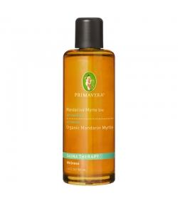 Sauna aromatique BIO mandarine & myrte - 100ml - Primavera