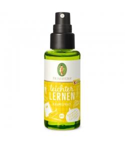 Spray ambiant Apprendre facilement BIO - 50ml - Primavera
