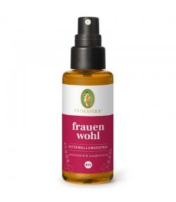 Spray bouffées de chaleur Bien-être des femmes BIO - 50ml - Primavera