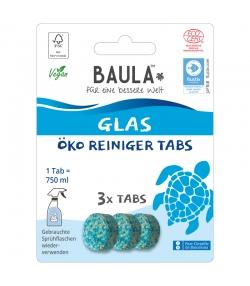 Ökologische Glasreiniger Tabs Fresh Ocean - 3 Tabs - Biobaula