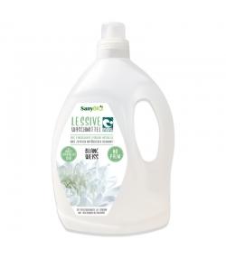 Ökologisches Flüssigwaschmittel Weisswäsche Minze - 48 Waschgänge - 3l - SanyBIO
