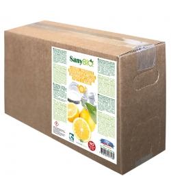 Ökologisches Geschirrspülmittel Zitrone - 10l - SanyBIO