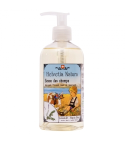 Savon des champs liquide BIO lavande & sapin blanc - 300ml - Helvetia Natura