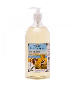 Savon des champs liquide BIO lavande & sapin blanc - 1l - Helvetia Natura