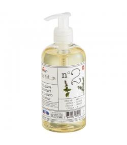 Savon liquide n°2 BIO cèdre & menthe - 300ml - Helvetia Natura