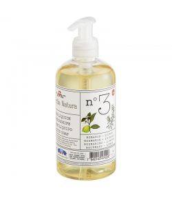 Savon liquide n°3 BIO romarin & citron - 300ml - Helvetia Natura