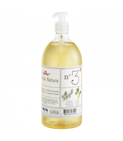 Savon liquide n°3 BIO romarin & citron - 1l - Helvetia Natura