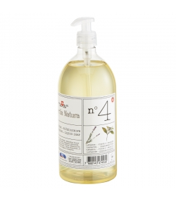 Savon liquide n°4 BIO lavande & fleur d'oranger - 1l - Helvetia Natura