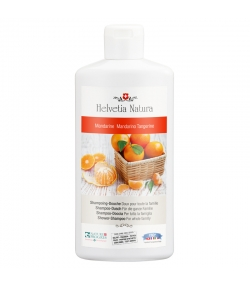 Shampooing-douche famille BIO mandarine - 250ml - Helvetia Natura