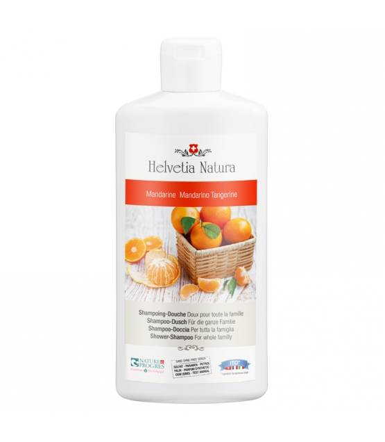 Family BIO-Dusch-Shampoo Mandarine - 250ml - Helvetia Natura
