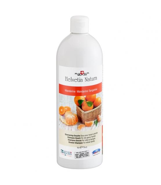 Family BIO-Dusch-Shampoo Mandarine - 1l - Helvetia Natura