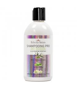 Shampooing nutrition intense BIO olivier, aloe vera & kératine végétale - 500ml - Helvetia Natura