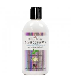BIO-Shampoo beruhigend Brennnessel, Mädesüss & pflanzliches Keratin - 500ml - Helvetia Natura