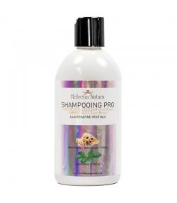 Shampooing protection couleur BIO gelée royale, desmodium & kératine végétale - 500ml - Helvetia Natura