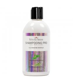 Shampooing brillance BIO ortie, prêle & kératine végétale - 500ml - Helvetia Natura