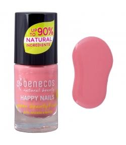 Vernis à ongles brillant Bubble gum - 5ml - Benecos