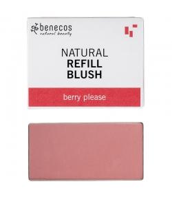 Nachfüller BIO-Wangenrouge Berry please - 3g - Benecos it-pieces