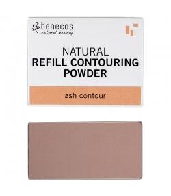 Recharge Poudre contouring BIO Ash contour - 3g - Benecos it-pieces