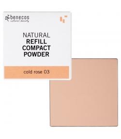 Nachfüller BIO-Kompaktpuder Cold rose 03 - 6g - Benecos it-pieces