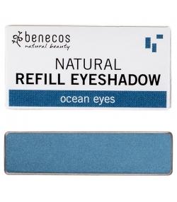 Nachfüller BIO-Lidschatten glänzend Ocean eyes - 1,5g - Benecos it-pieces