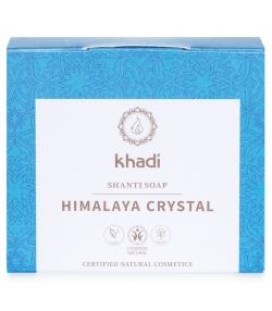 Natürliche Seife Kristallsalz, Kardamom & Anis - 100g - Khadi Shanti