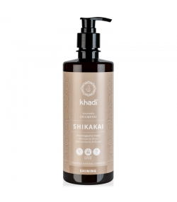 Shampooing hydratant naturel shikakai - 500ml - Khadi