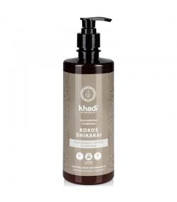 Après-shampooing revitalisant ayurvédique Shikakai BIO noix de coco - 500ml - Khadi