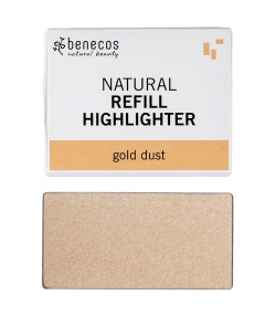 Recharge Highlighter BIO Gold dust - 3g - Benecos it-pieces