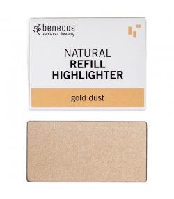 Nachfüller BIO-Highlighter Gold dust - 3g - Benecos it-pieces