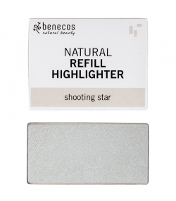 Recharge Highlighter BIO Shooting star - 3g - Benecos it-pieces