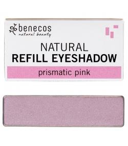 Nachfüller BIO-Lidschatten glänzend Prismatic pink - 1,5g - Benecos it-pieces